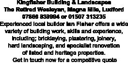 Kingfisher Building