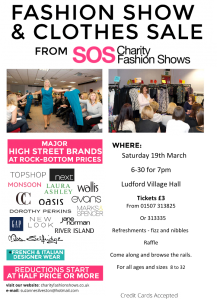 SOS Fashion Show